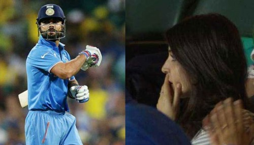 Anushka Sharma faces Twitter rage over Virat Kohli's poor show and India's loss