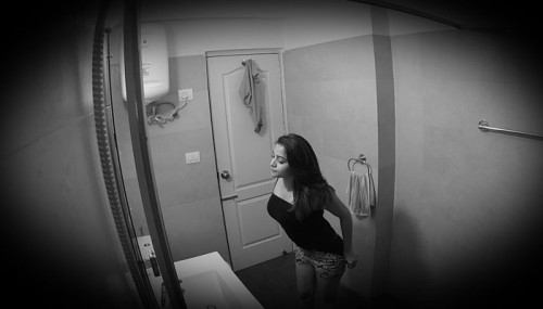 She Found A Hidden Camera In Her Bathroom Making Naughty Bathroom MMS. And Then? You'll Be Shocked!