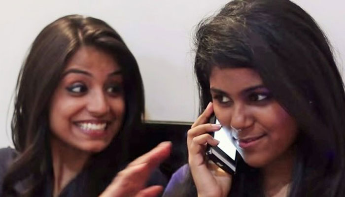 Two Naughty Girls Prank Call A Guy And Turns Him On. What Happens At The End Will Leave You Laughing!