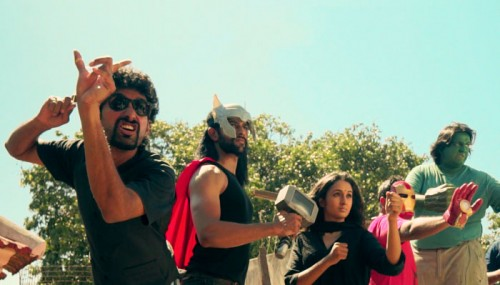 Life Would Be So Much More Awesome If The Avengers Were From South India
