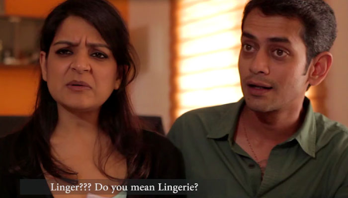 A Live-in Couple Interviews A 'Kaam Wali Bai'. You Must Watch How This Goes Horribly Wrong!