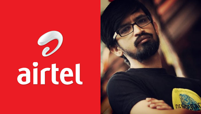 Airtel Is Spying On You. The Programmer Who Exposed Airtel Gets Legal Notice From Israel!