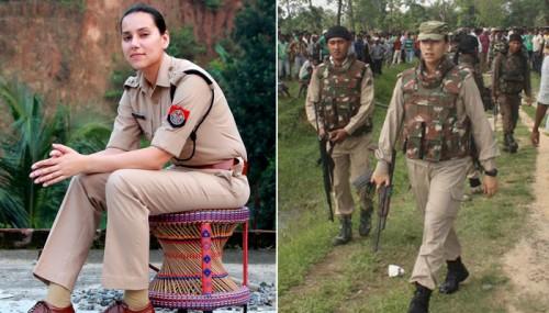 Sanjukta Parashar, Assam's First Lady IPS Officer Is Doing A Kick Ass Job Fighting Bodo Militants