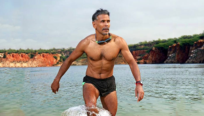 At the Age of 50, Milind Soman Just Became Ironman!