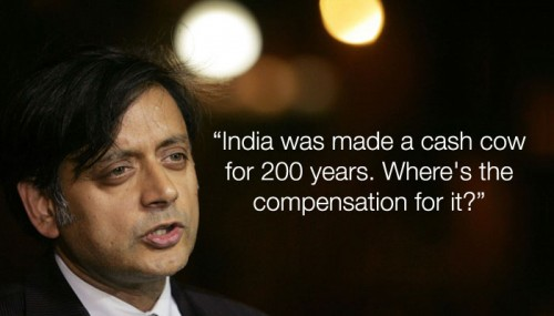 Shashi Tharoor Explains Why Britain Owes India & He Couldn't Be More Right