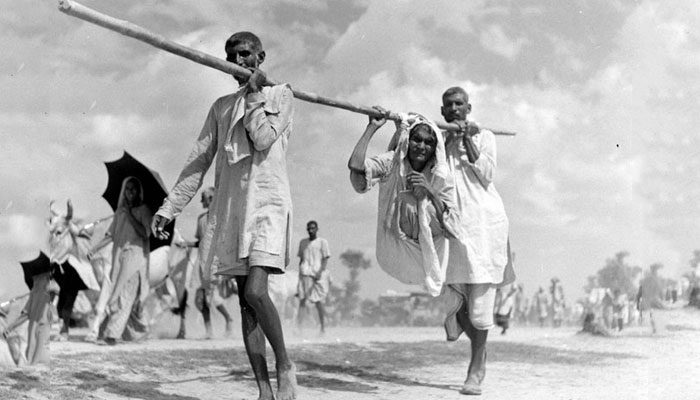 51 Extremely Rare Photos Tell Visual Story of the Horrors of India-Pakistan Partition