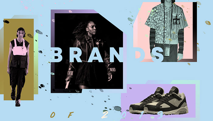 Most Popular Designer Brands of 2019