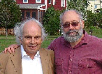 Gerard Endenburg and Jerry Koch-Gonzales