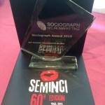 premio sociograph award 2015