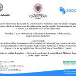 invitacion a la firma del convenio