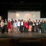Sociograph, galardonada con el I Premio 'The Biombo' en la categoría de tecnología