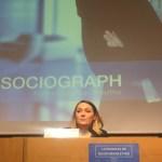 Elena Martin en la I jornadas de neuromarketing