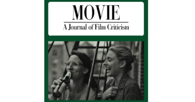 CfP Movie: A Journal of Film Criticism, 2016