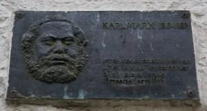 karl marx wrote das kapital book