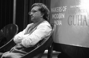 ramachandra guha biography