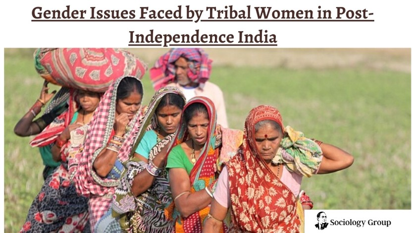 Gender Issues Faced by Tribal Women