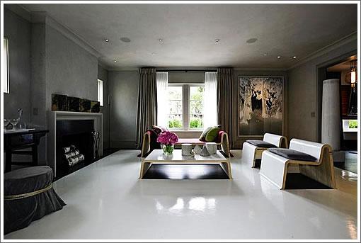 Family Friendly Living Room Decor
