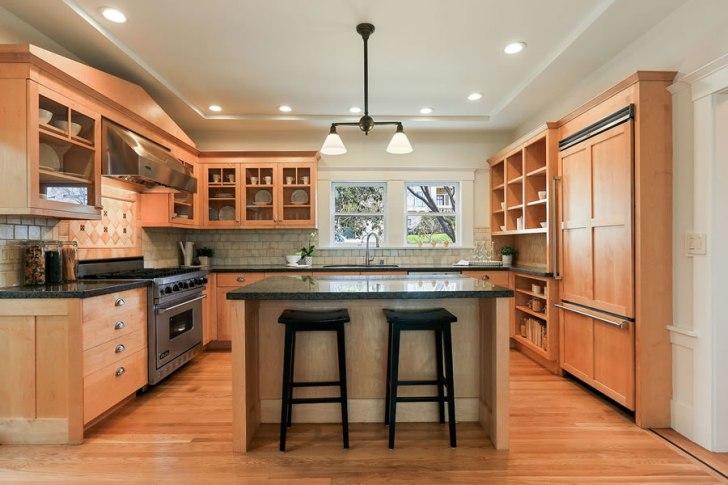 1613 Sonoma Avenue Kitchen