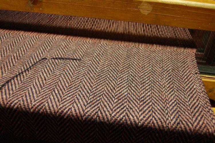 DSC_5791 Tweed Tweed – eine alte Webtraditon wieder aktuell