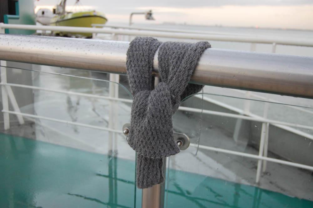klassischer Schal auf sockshype klassischen schal stricken Anleitung: klassischen Schal stricken für den Mann