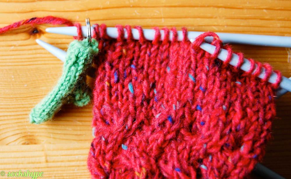 Handschuhe stricken auf sockshype-2 Handschuhe stricken Anleitung: Handschuhe stricken Donegal
