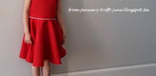 Junes Partykleidchen selber nähen 10 kostenlose Anleitungen: Geschenke selber nähen
