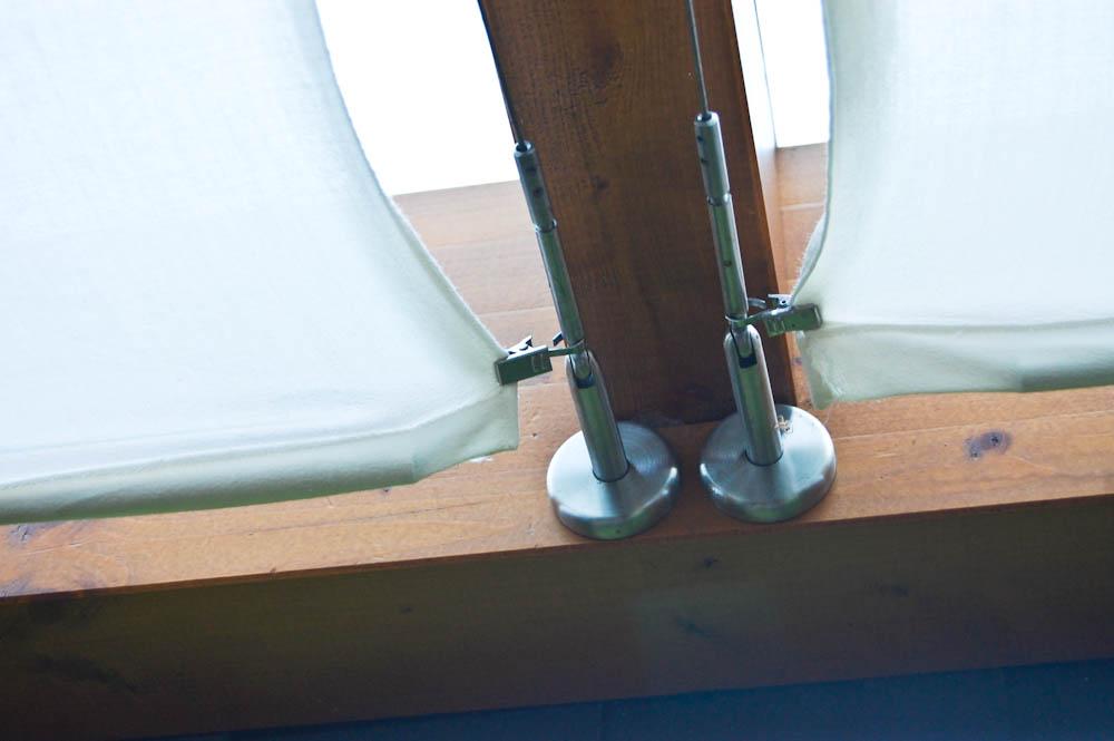 Sonnenschutz für die Terrassenüberdachung 2 sonnenschutz für die terrassenüberdachung Sonnenschutz für die Terrassenüberdachung nähen