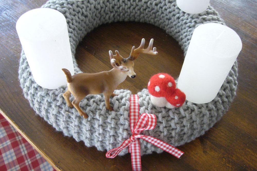 sockshype weihnachtliche dekoideen. Black Bedroom Furniture Sets. Home Design Ideas