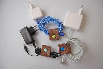 Kabelbinder mit Kam Snaps