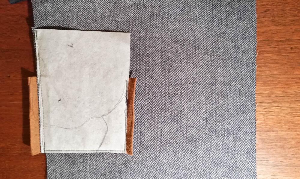 Männerwaschtasche Schritt 3 männerwaschtasche Gastbeitrag: Eine stylische <i>Männerwaschtasche</i> genäht von Ann-Sophie Lömker