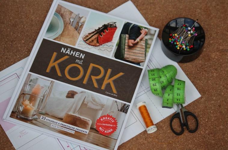 Nähen mit Kork - Titelbild