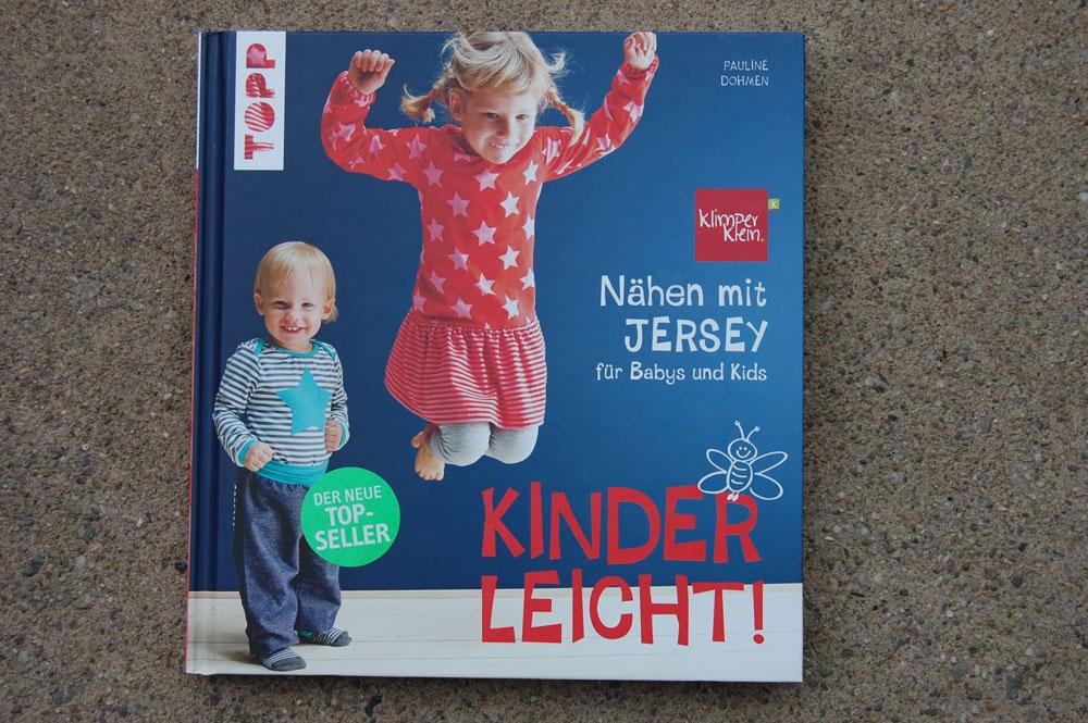Nähen mit Jersey - kinderleicht! - Cover kinder und handarbeiten Im Fokus - Kinder und Handarbeiten