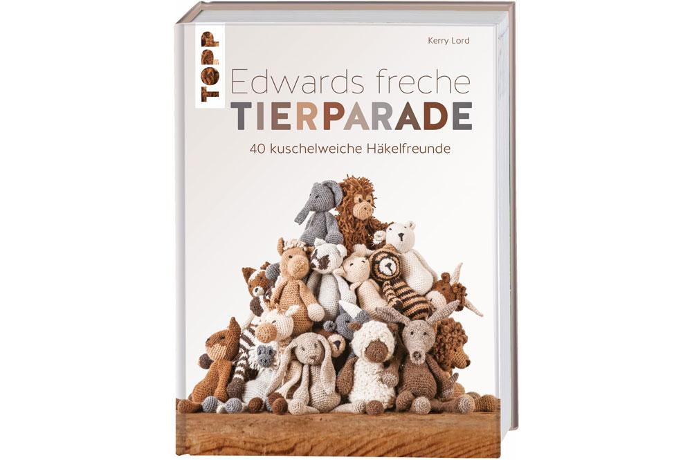 Edwards freche Tierparade - das Buch  Buchbesprechung: <i>Edwards freche Tierparade</i> von Kerry Lord