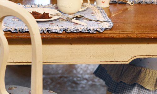 Im Fokus - Küche und Haushalt - Tischsets und Stuhlkissen