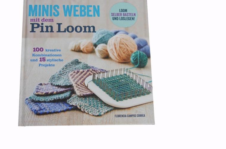 Minis weben mit dem Pin Loom - Titelbild