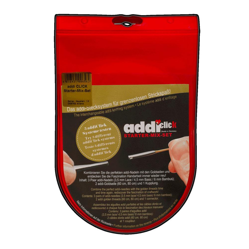 addiClick Starter-Set addiclick starter-set Verlosung: <i>addiClick Starter-Set</i> für Strickspaß ohne Grenzen