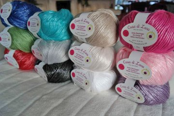 Verlosung - Wolle von Anita Plechinger - Casa di Lana