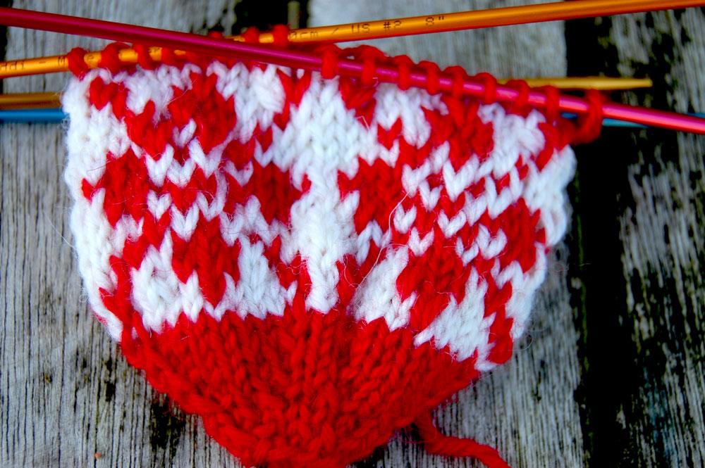 """How to knit christmas balls """"Jodekuler"""" knit christmas balls how to knit christmas balls Jolekuler"""