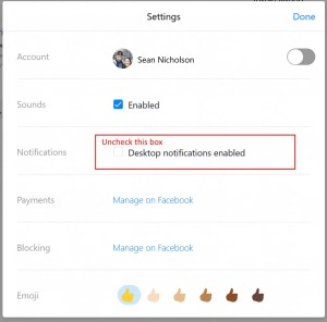 Disable Facebook Messenger Notification Pop-Ups With These Steps