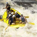 Rafting no Rio do Peixe