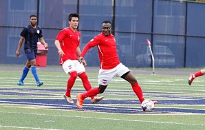 Boston City FC loans Isaac 'Nana' Addai to Brazilian club…