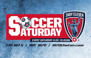 Nipun Chopra talks Indy Eleven on 'Soccer Saturday'
