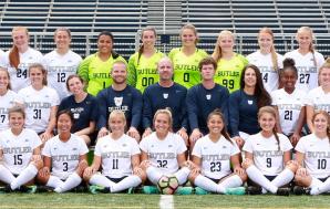 Butler women's soccer