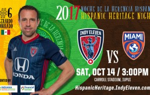 'Campeones de la Comunidad' planned for Eleven's Hispanic Heritage Night