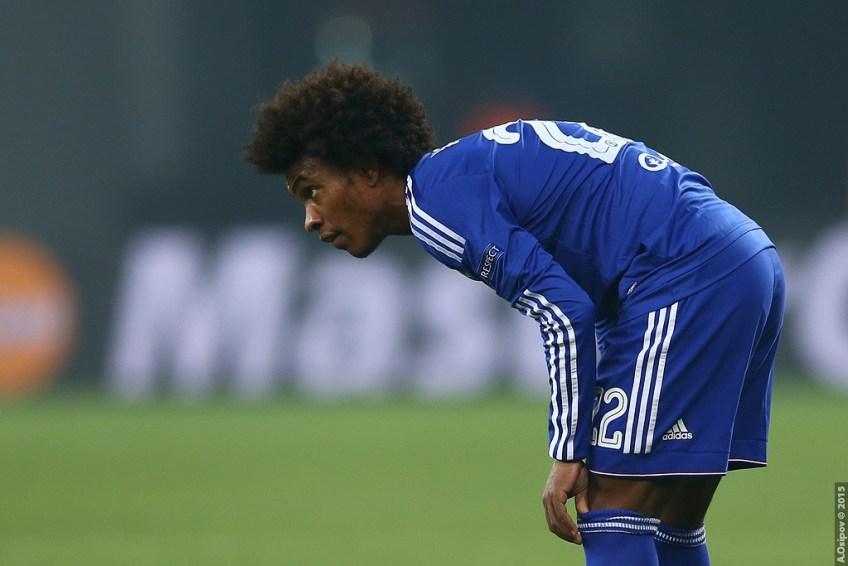Willian - Chelsea - stalemate