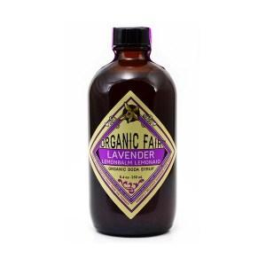Lavender Lemonbalm Lemonaid Organic Botanical Soda Syrup