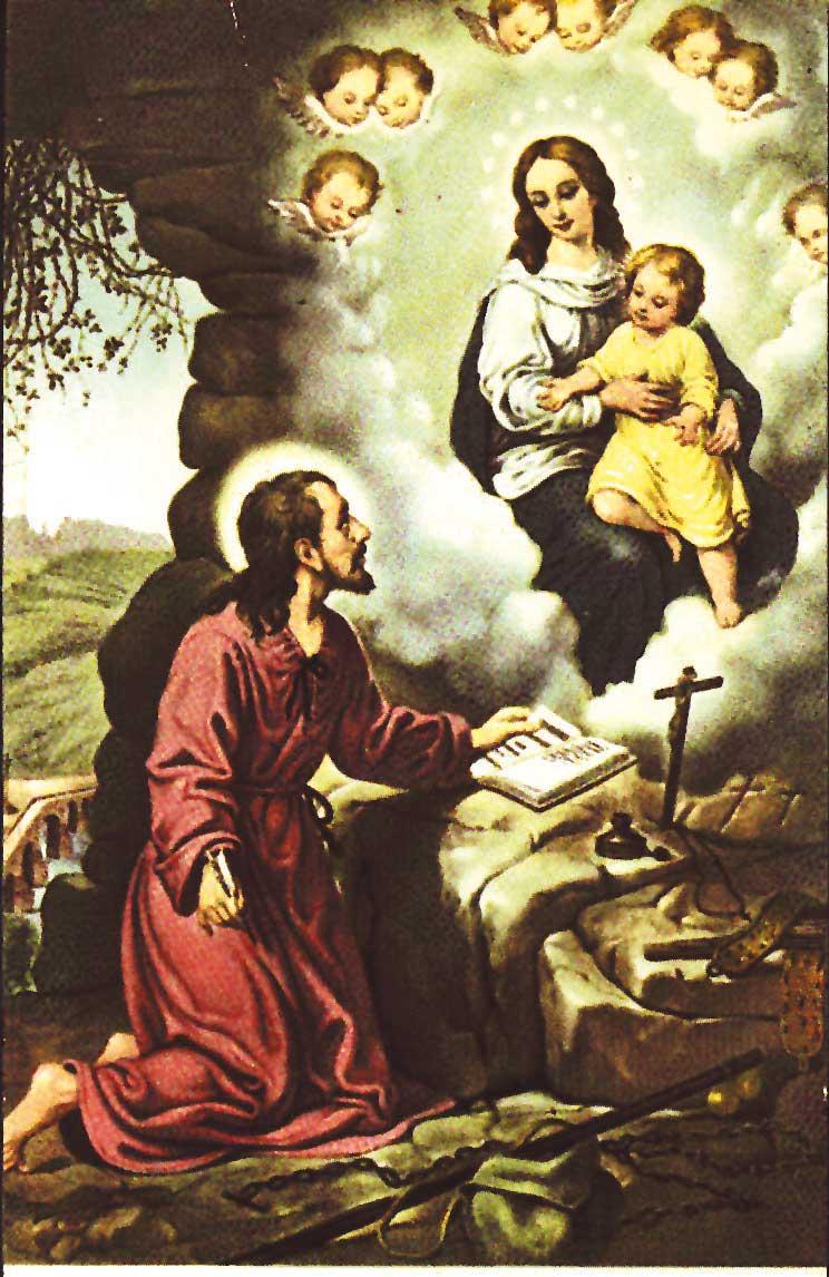 """Résultat de recherche d'images pour """"retraite spirituelle saint ignace vierge"""""""