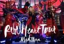 """#Música: DVD e álbum da """"Rebel Heart Tour"""" da Madonna já estão disponíveis digitalmente"""