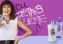#Beleza: Fê Paes Leme lança coleção da Jequiti