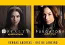 """#Evento: Atrizes das séries """"Reign"""" e """"Wynonna Earp"""" confirmam vinda ao Brasil"""